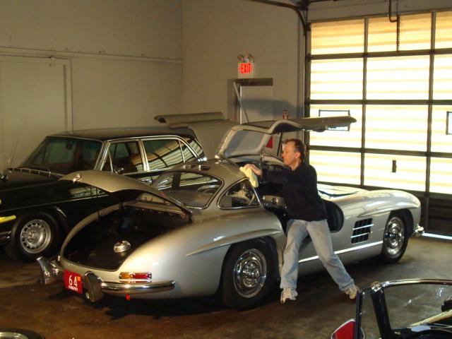 Classic Car Detailing Copley Motorcars - Classic car guy
