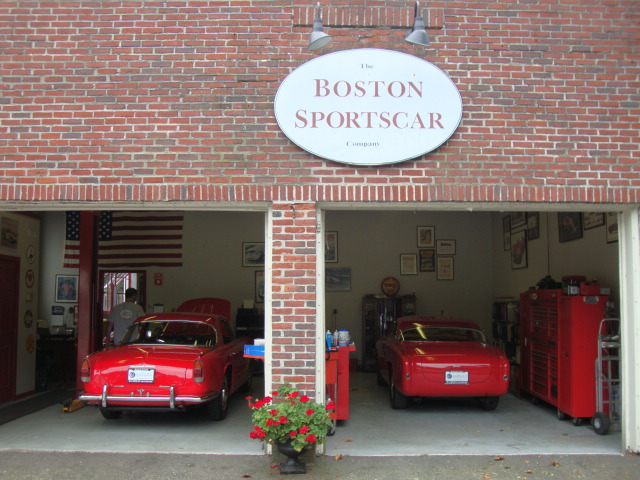 Ken And Darin Mccay S Boston Sportscar Is An Expert For Ferrari Mercedes Benz Porsche Almost Any Other Type Of European