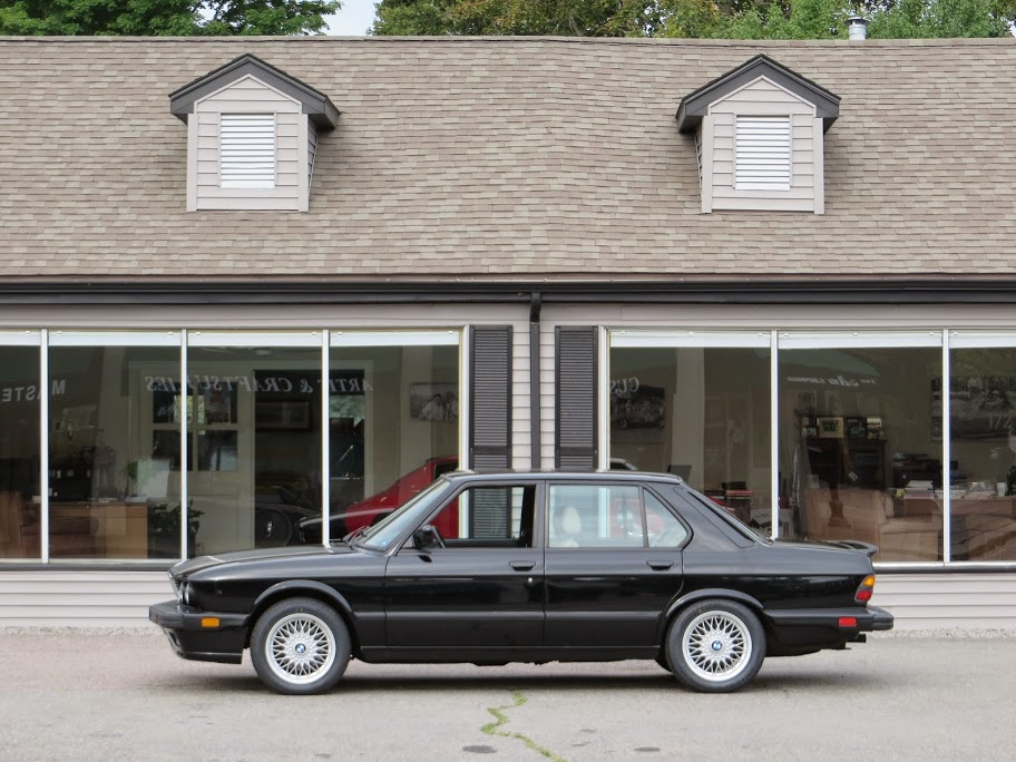 BMW M Sedan Copley Motorcars - 1988 bmw m5