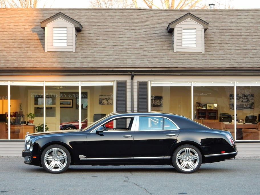 2012 Bentley Mulsanne Saloon Copley Motorcars