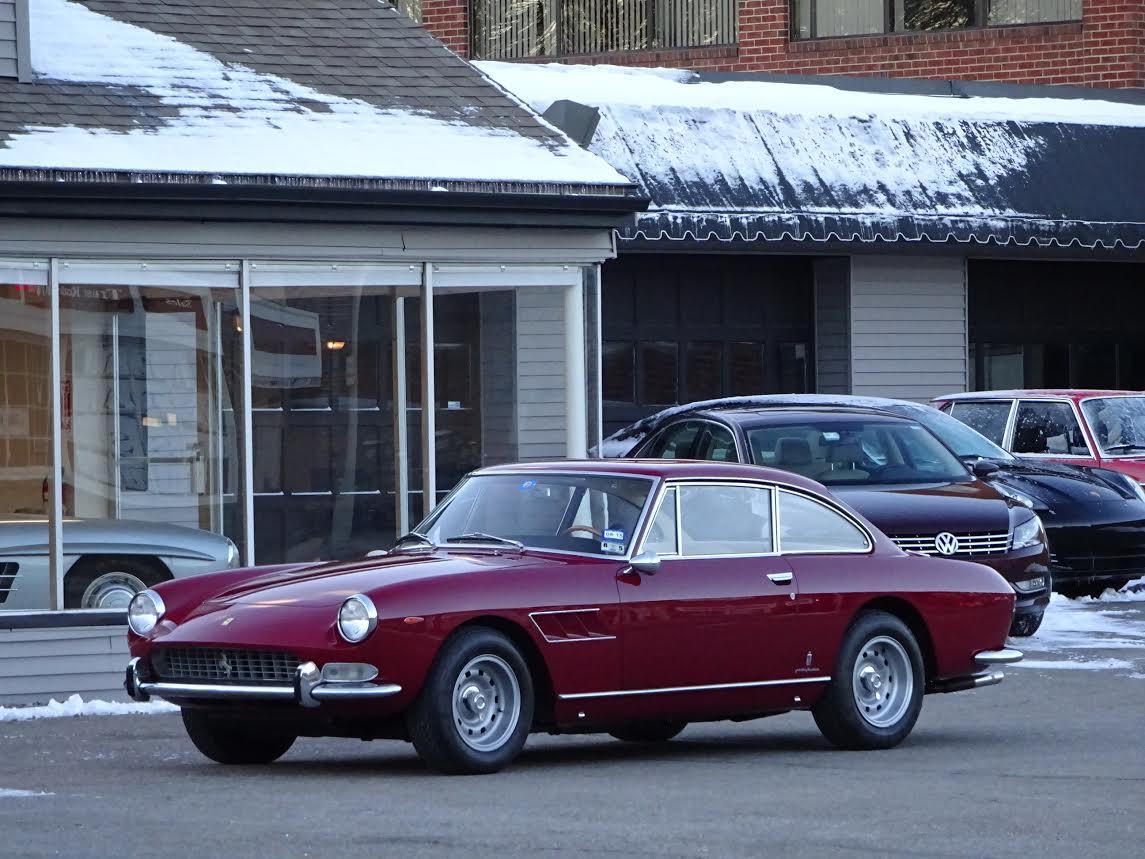 1966 Ferrari 330 Gt 2 2 Copley Motorcars
