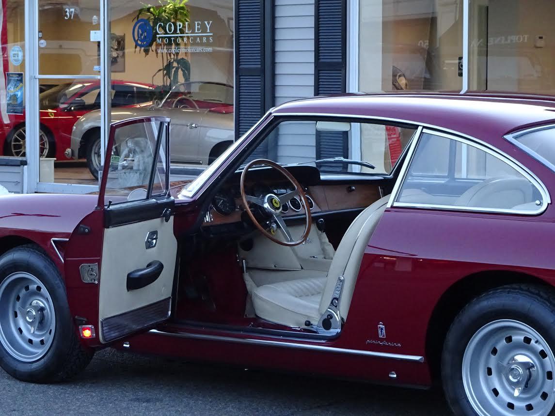 1966 Ferrari 330 GT 2+2   Copley Motorcars
