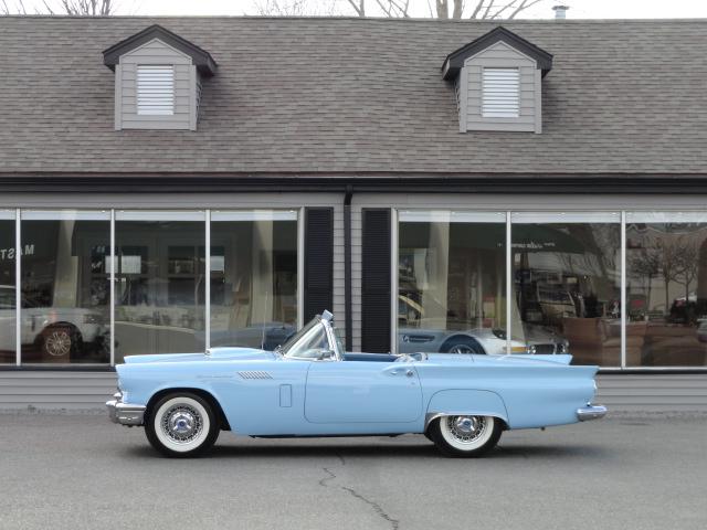 1957 Ford Thunderbird Copley Motorcars