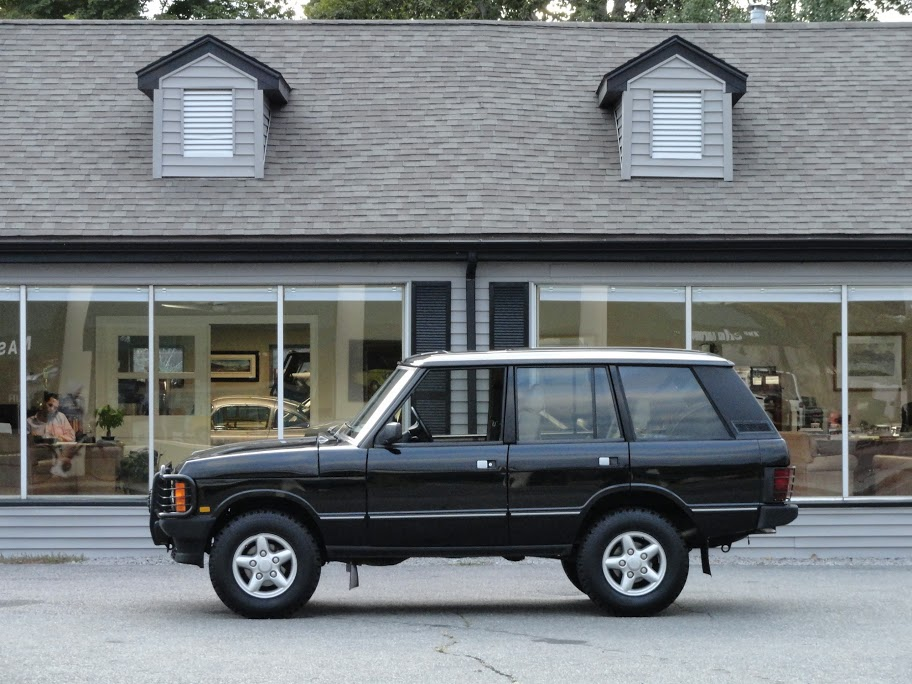 1995 range rover county classic copley motorcars for Classic house 1995