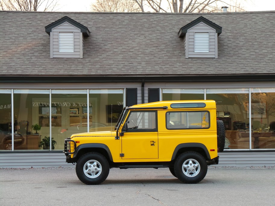 1995 Land Rover Defender 90 Station Wagon Copley Motorcars