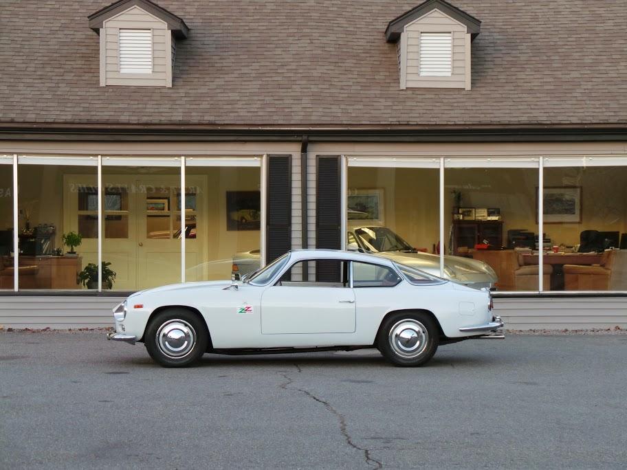 1965 Lancia Flaminia Ss Zagato 2 8 3c Copley Motorcars
