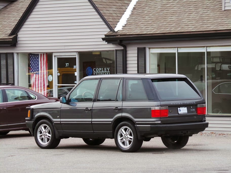 2002 Range Rover 4 6hse Copley Motorcars