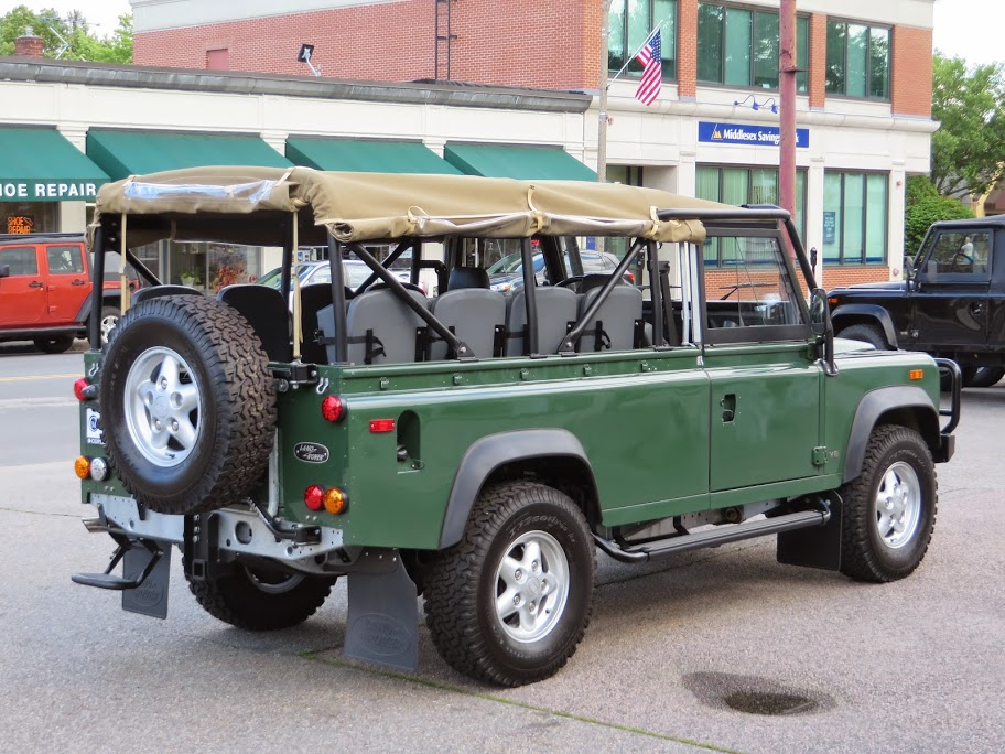 1994 Land Rover Defender 110 Convertible Copley Motorcars