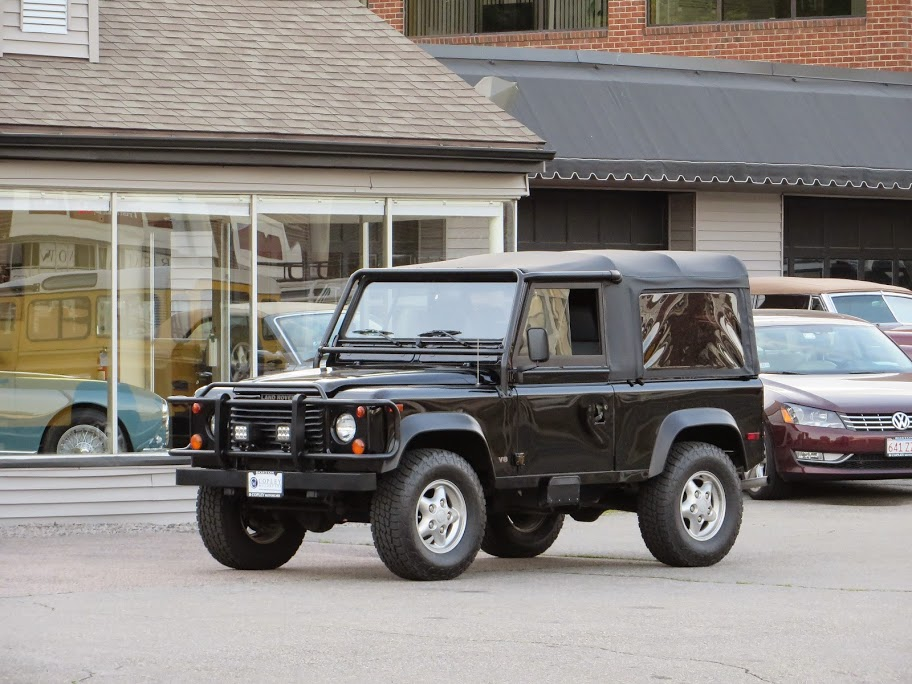 1997 Land Rover Defender 90 Soft Top Copley Motorcars