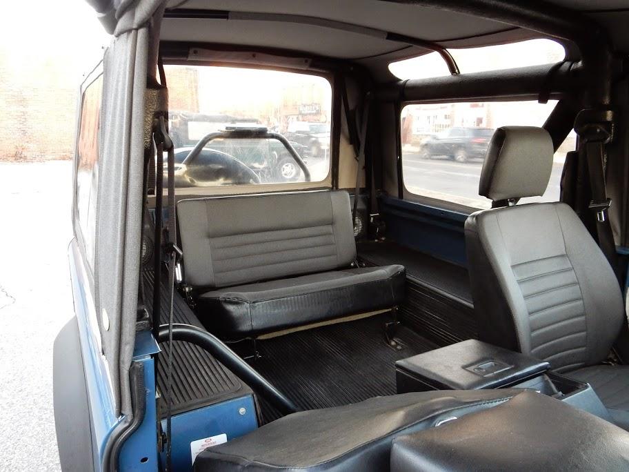 1994 Land Rover Defender 90 Convertible Copley Motorcars