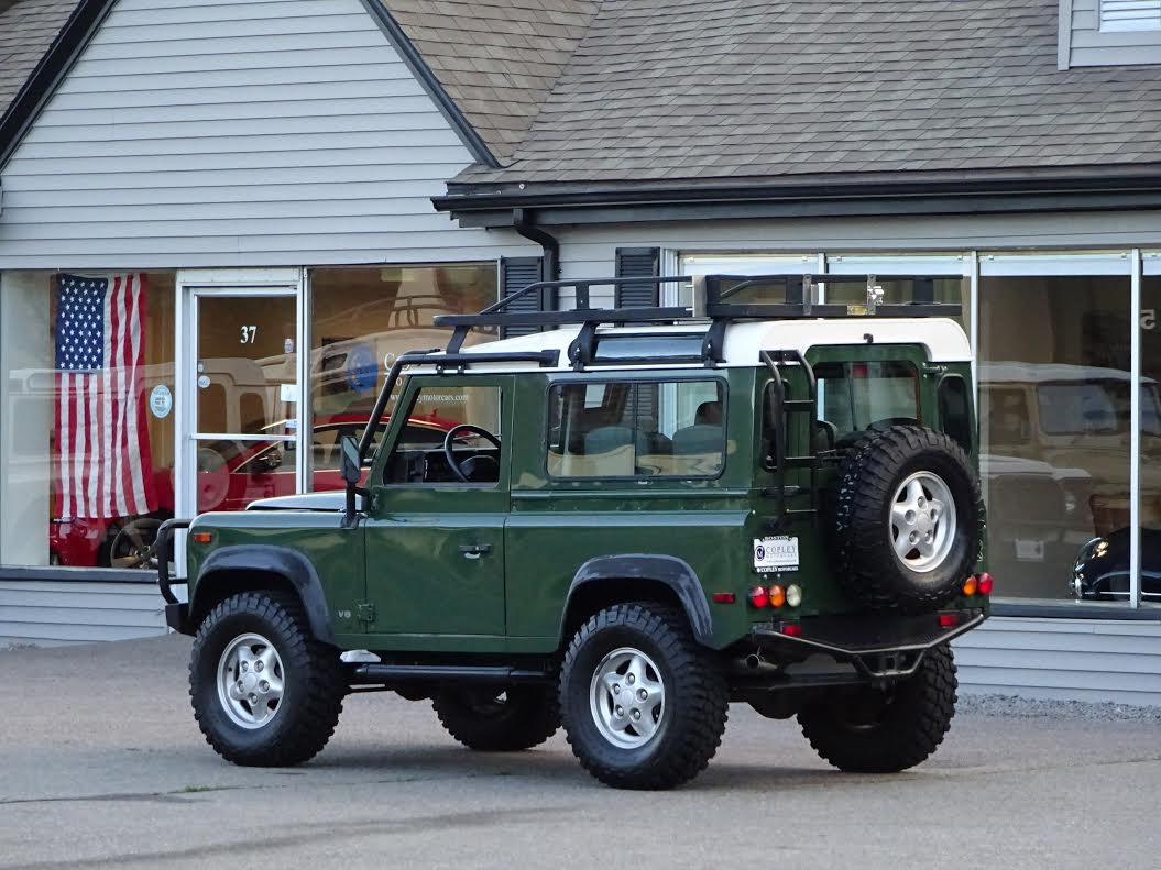 1997 Land Rover Defender 90 Station Wagon Copley Motorcars