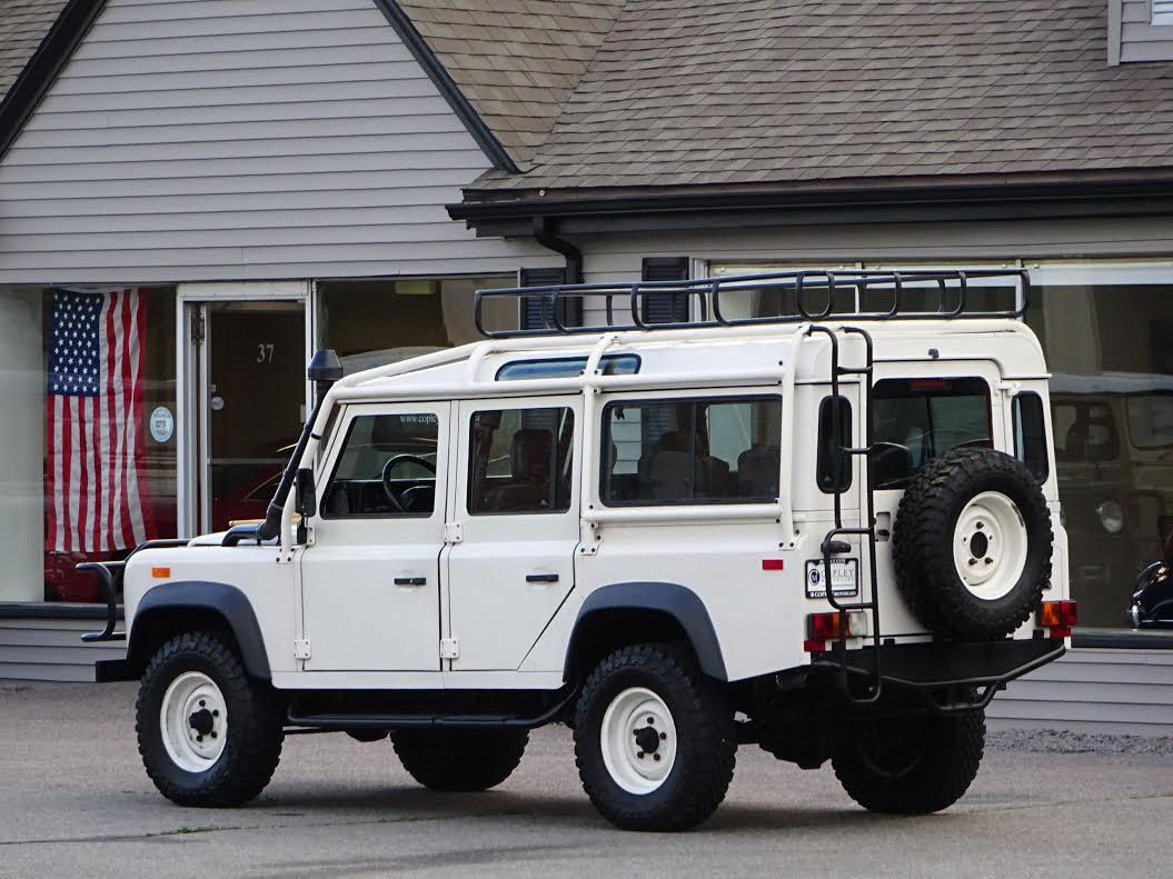 1993 Land Rover Nas Defender 110 433 Copley Motorcars