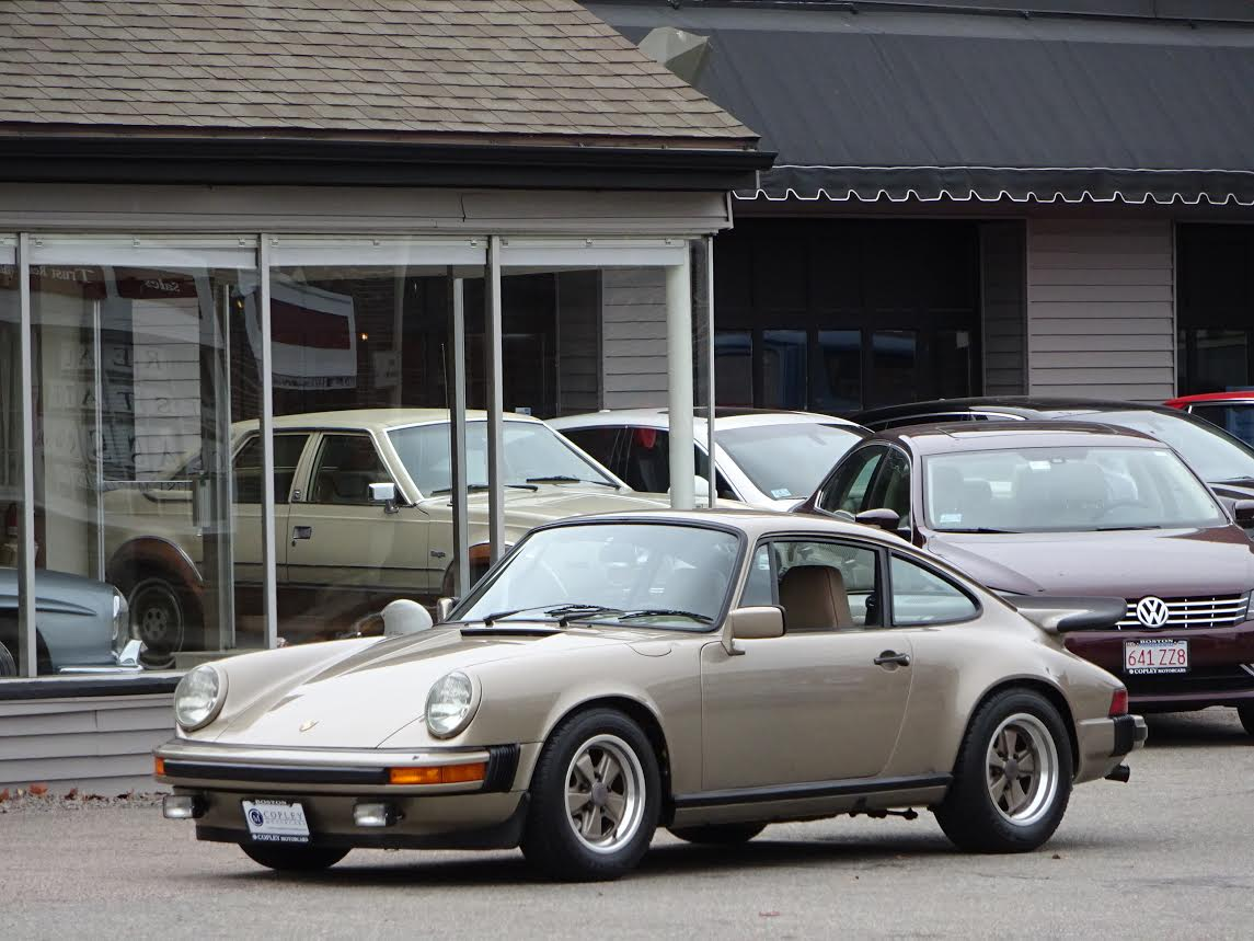 1980 Porsche 911sc Limited Edition Weissach Coupe Copley