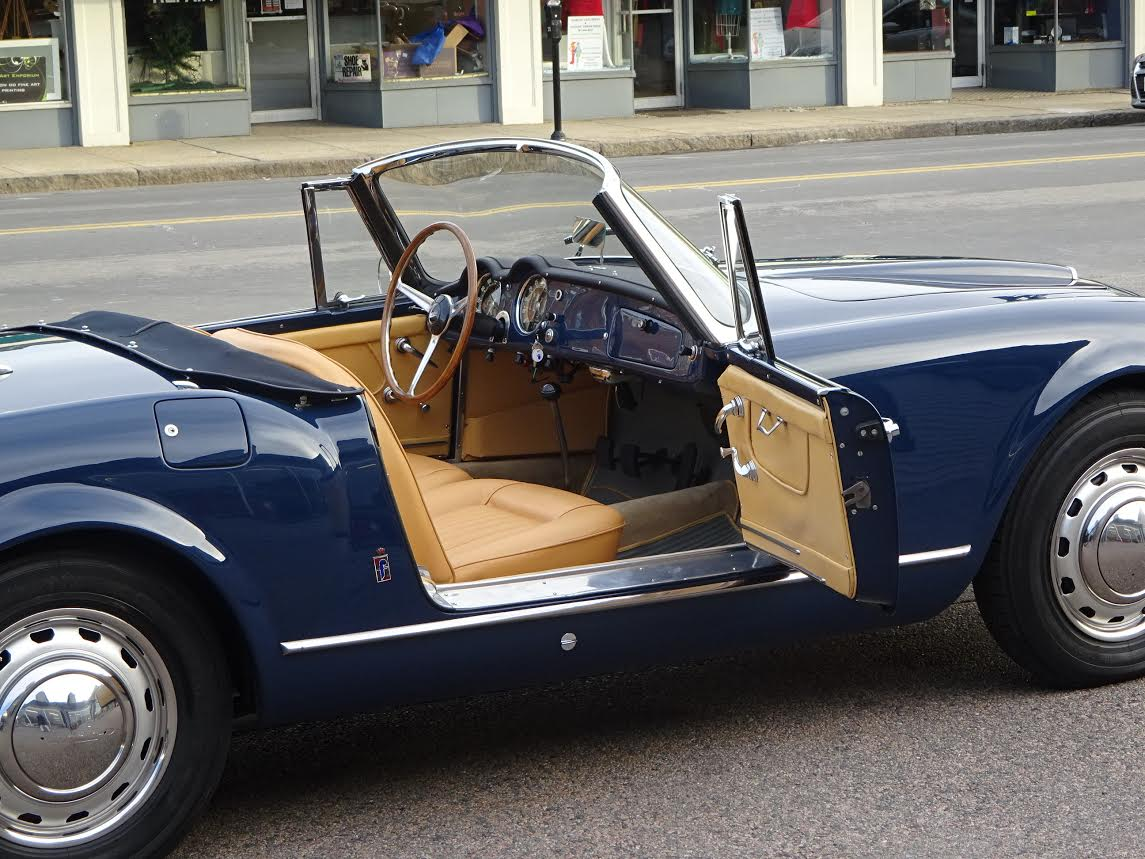 1958 Lancia Aurelia B24s Convertible Copley Motorcars