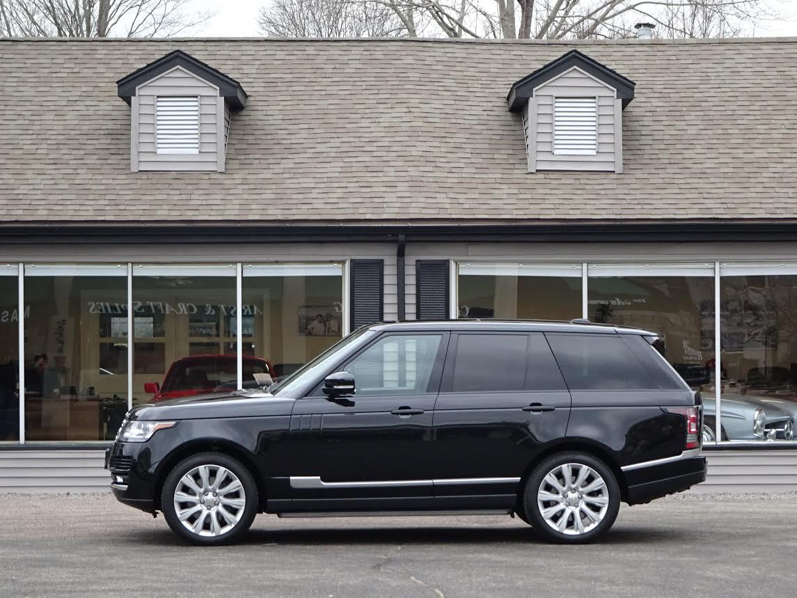 2014 range rover v8 supercharged full size copley. Black Bedroom Furniture Sets. Home Design Ideas