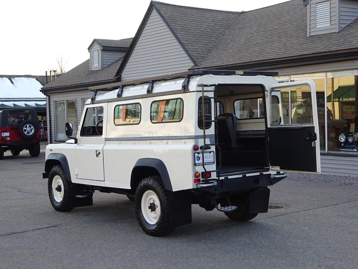 1985 Land Rover Defender 110 Copley Motorcars