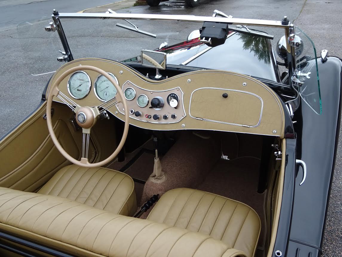 1951 Mg Td Copley Motorcars