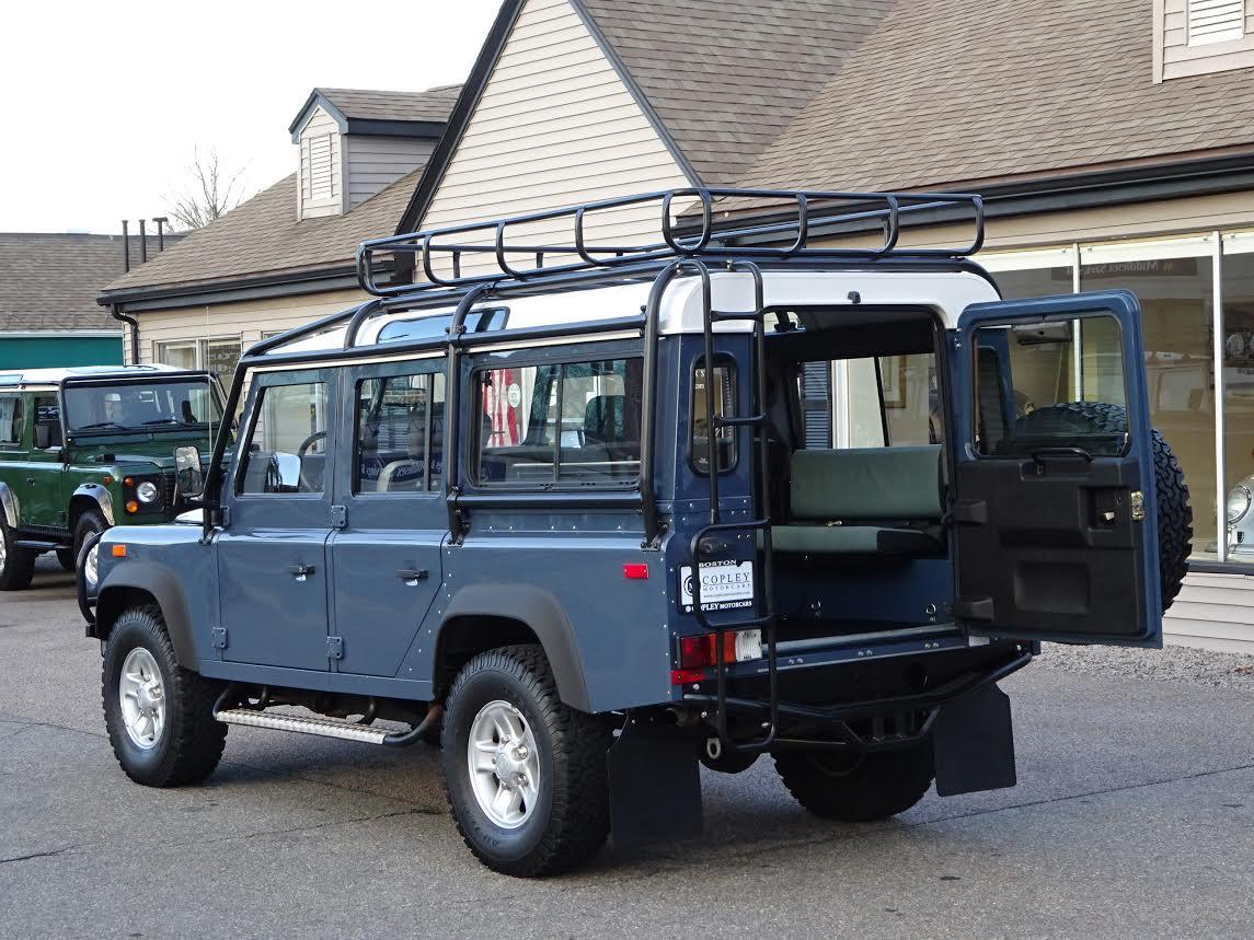 1993 Land Rover Nas Defender 110 4 Copley Motorcars