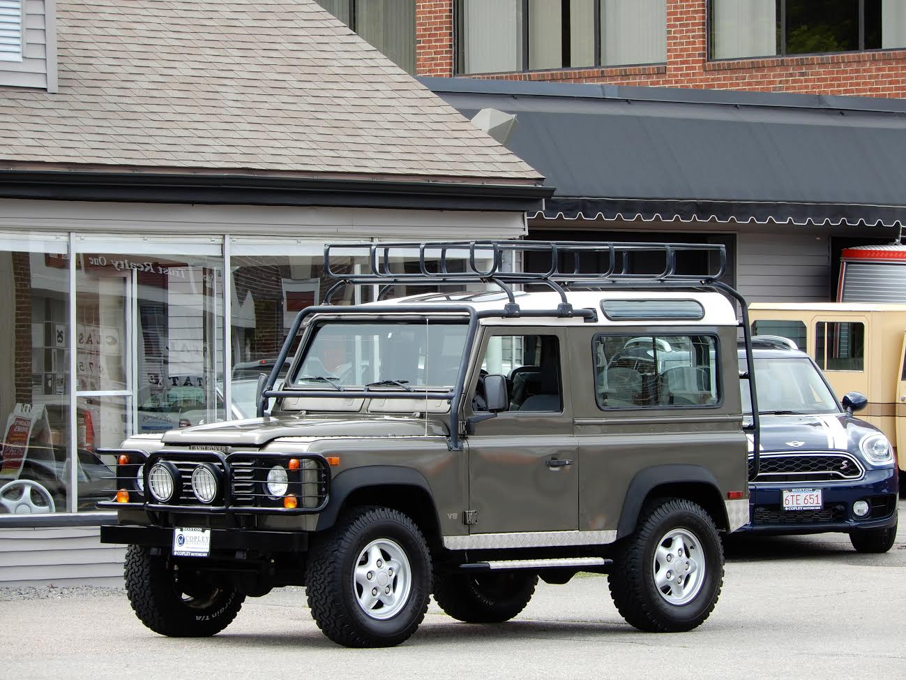 1997 Land Rover Defender 90 Limited Edition Copley Motorcars