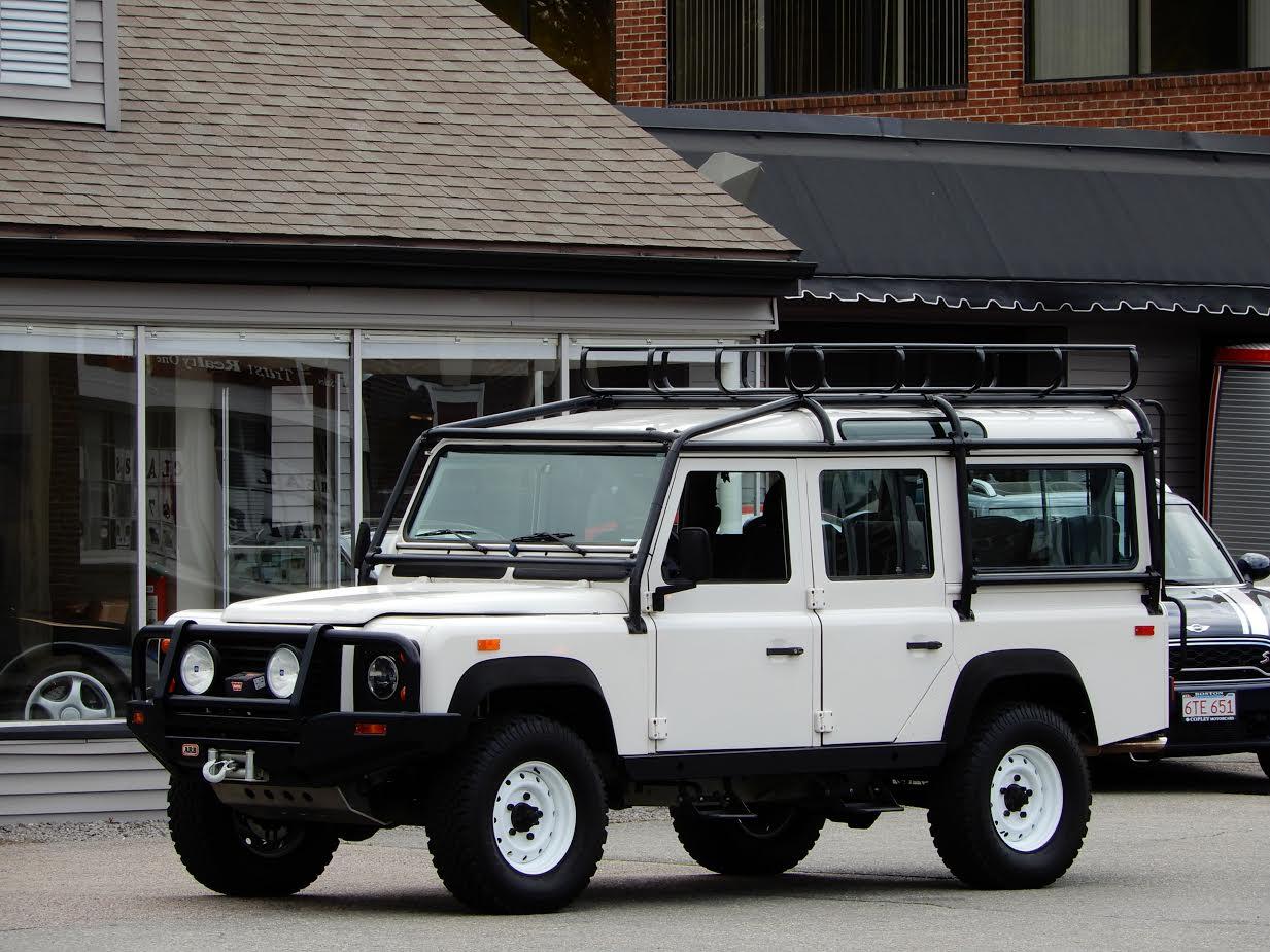 1993 Land Rover Nas Defender 110 41 500 Copley Motorcars