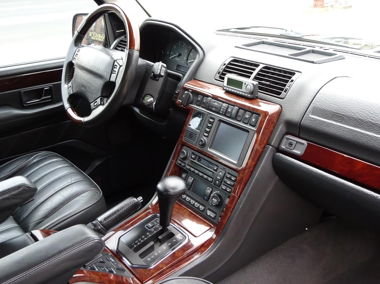 2001 Range Rover 4.6 HSE   Copley Motorcars