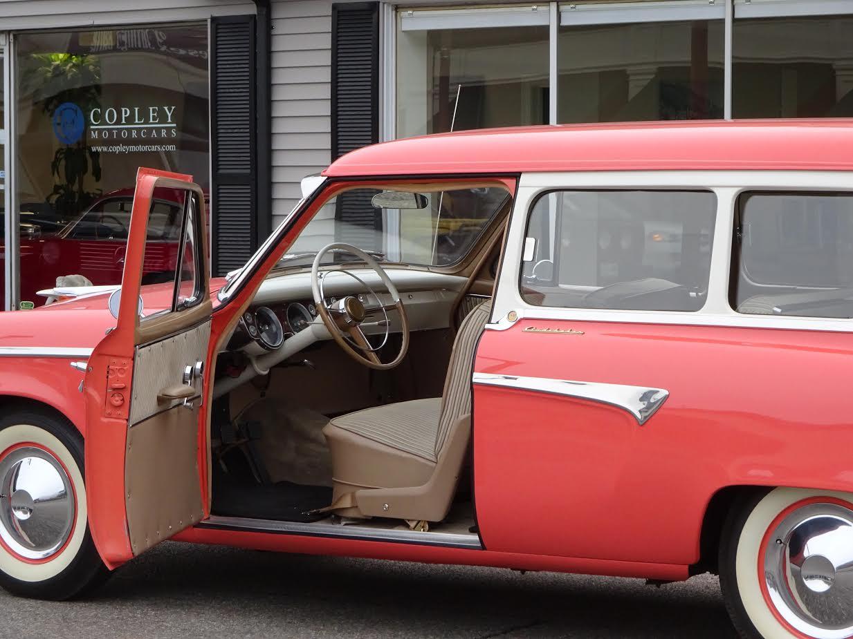 1955 Studebaker Conestoga Station Wagon Copley Motorcars