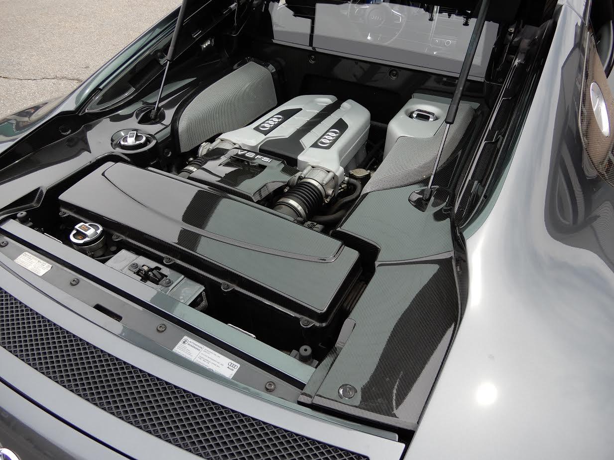 2009 Audi R8 coupe | Copley Motorcars