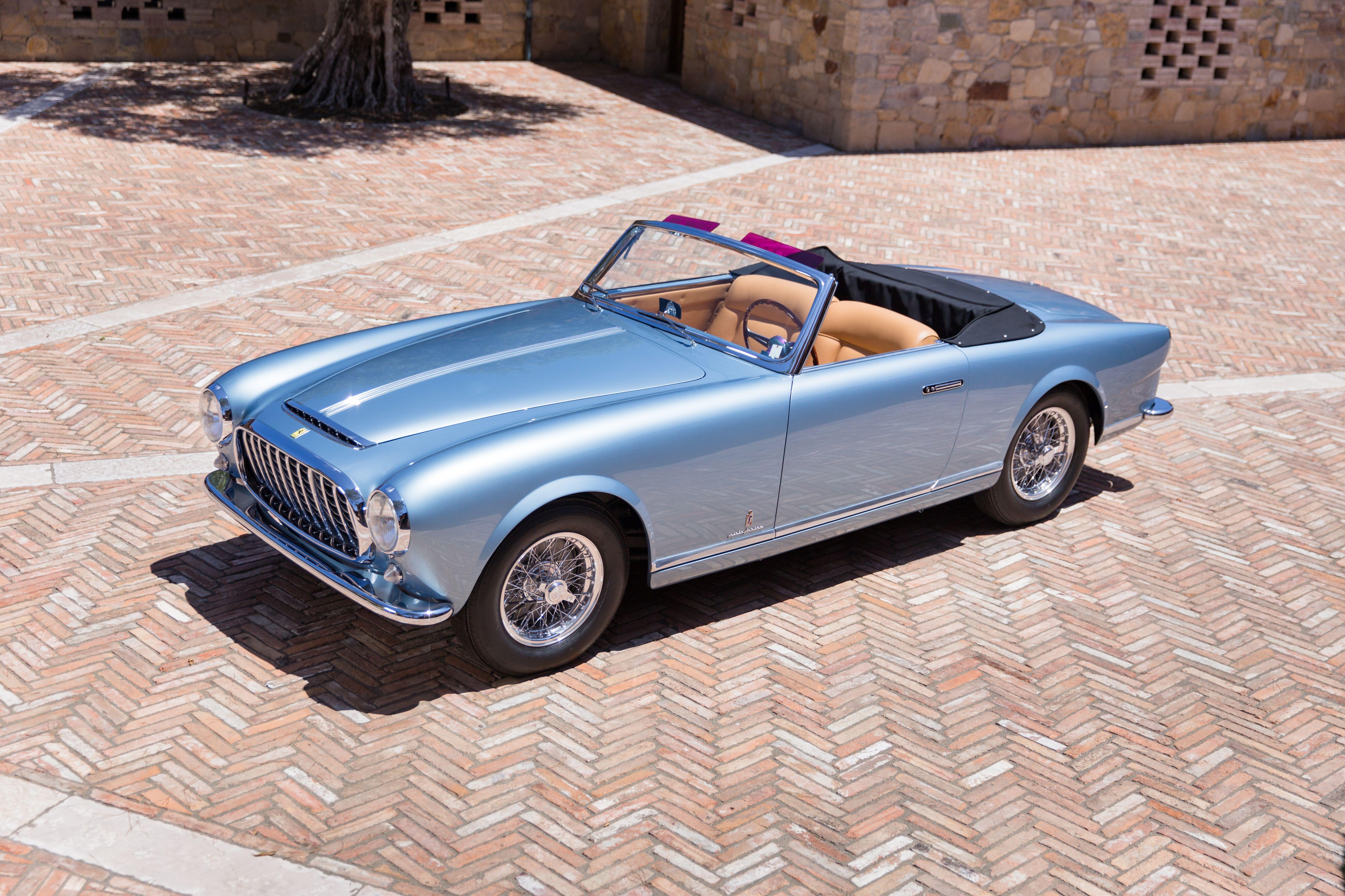 Platinum Motor Cars >> 1952 Ferrari 212 Inter Pinin Farina cabriolet | Copley Motorcars