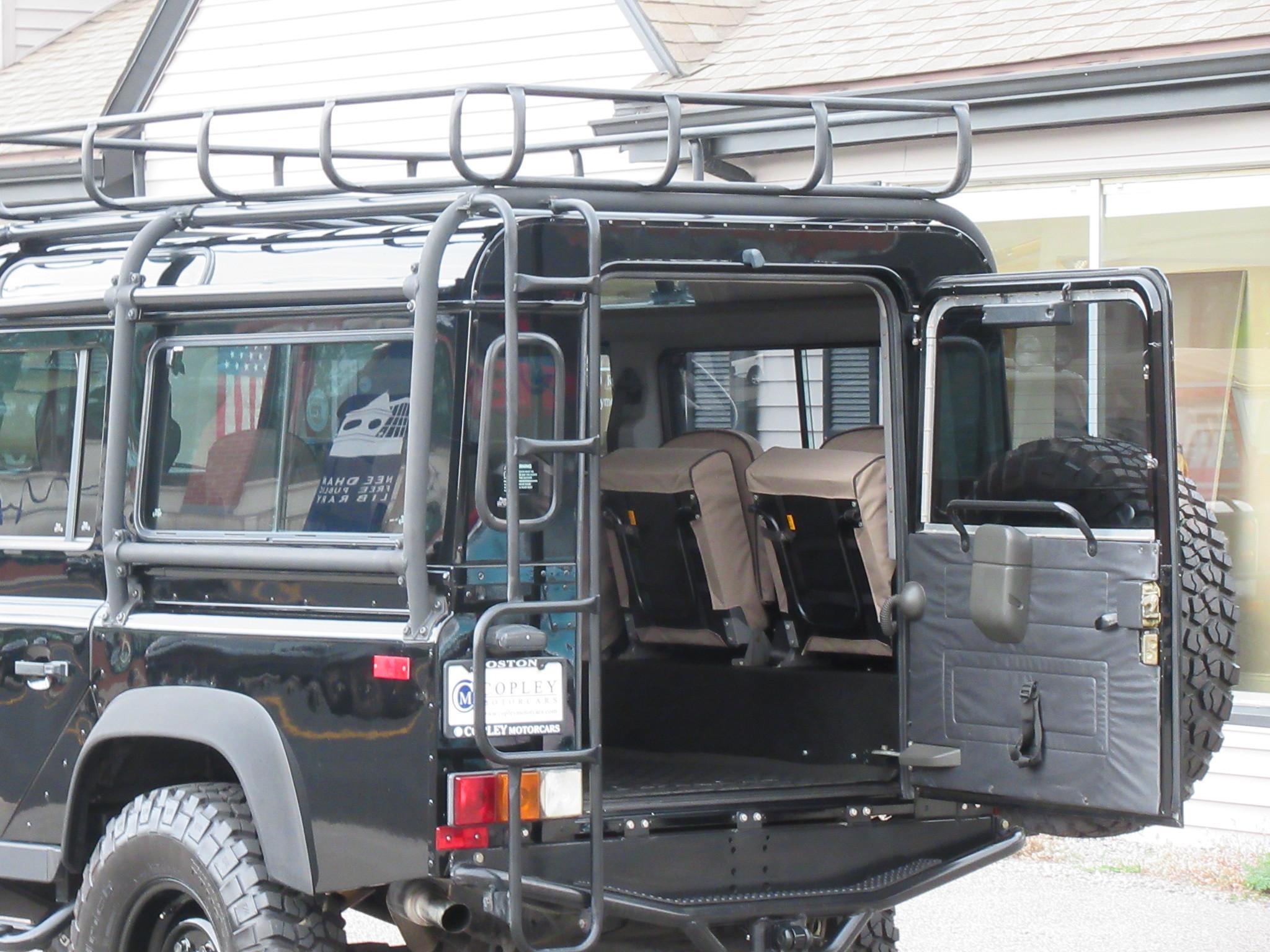1993 Land Rover Nas Defender 110 215 Copley Motorcars